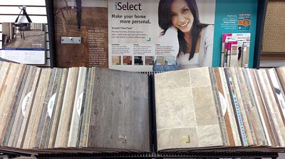 catonsville vinyl flooring samples